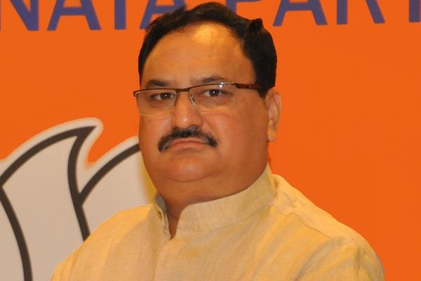 jp nadda is coming to haryana for assembly elections meeting held in delhi