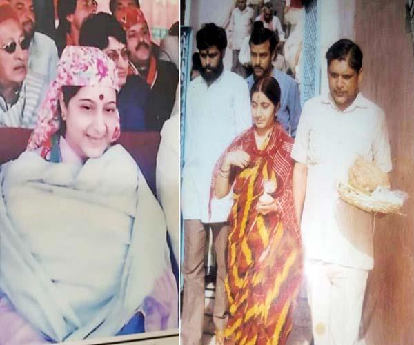 late sushma swaraj