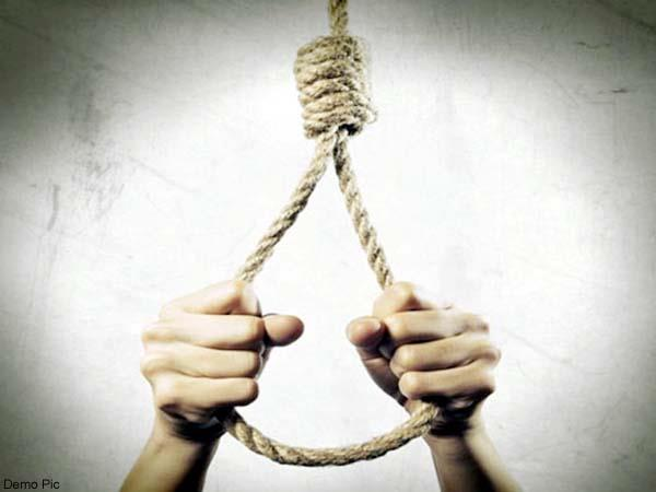 minor girl committed suicide