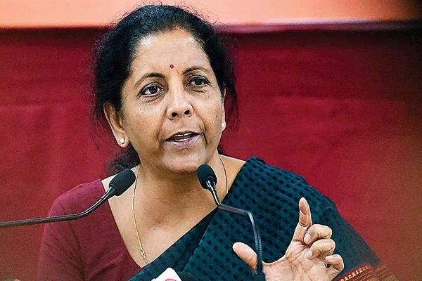 need to increase trust between taxpayers and tax administration sitharaman