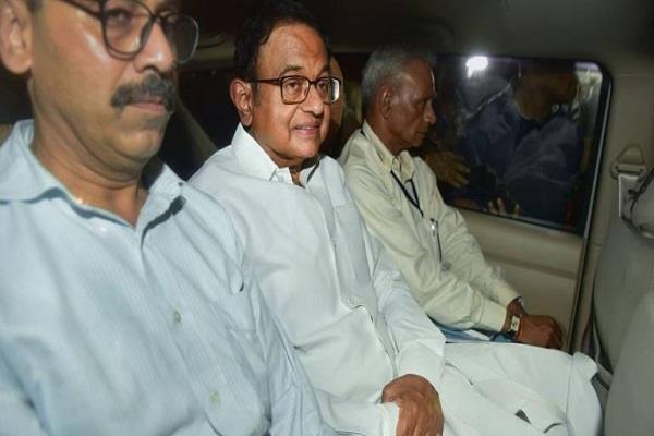 p chidambaram in cbi custody know when the inx media case happened