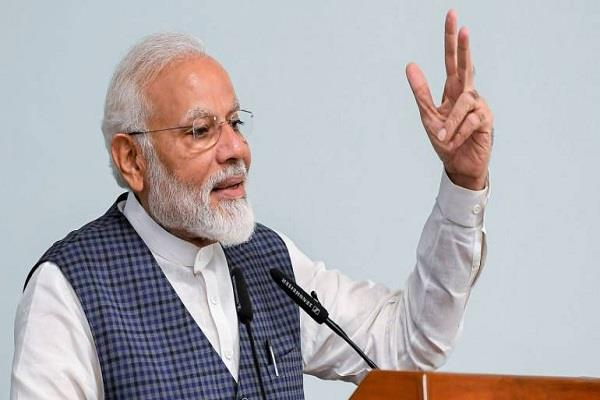 modi likely to visit gujarat on 2 october will address village chiefs