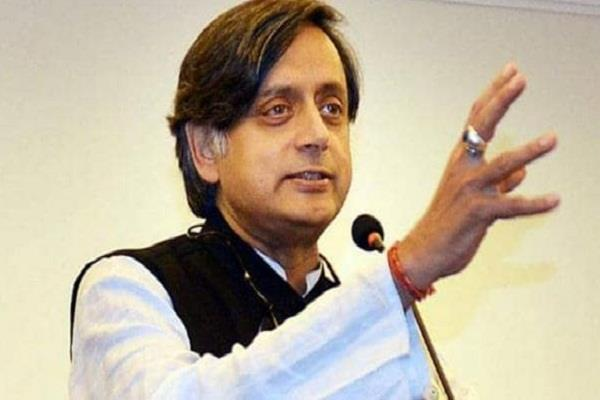 pakistan has no right over pok shashi tharoor