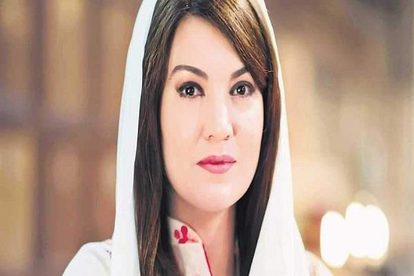 ex wife reham furious at imran said  the whole government  pappu