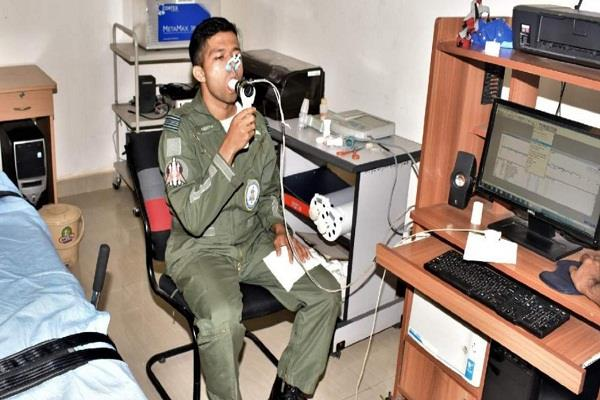gaganyaan iaf completes level 1 selection of indian astronauts