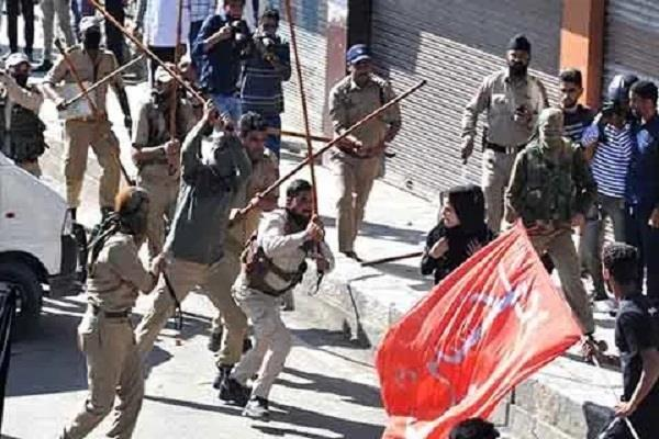muharram procession will not come out in kashmir this year too