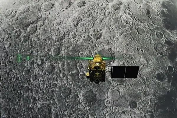 chandrayaan 2 mission  missing near the destination