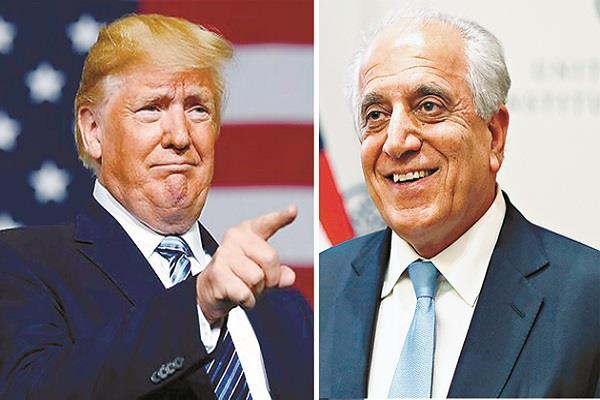 trump s u turn  on taliban is good for india and the world