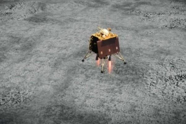 chandrayaan 2 s lander is decreasing chances of contacting vikram