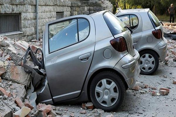 earthquake tremors in albania 50 injured
