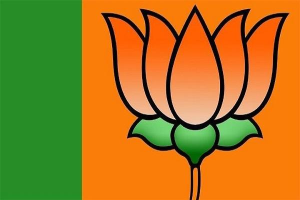 bjp s eye on the election for the excuse of dusu