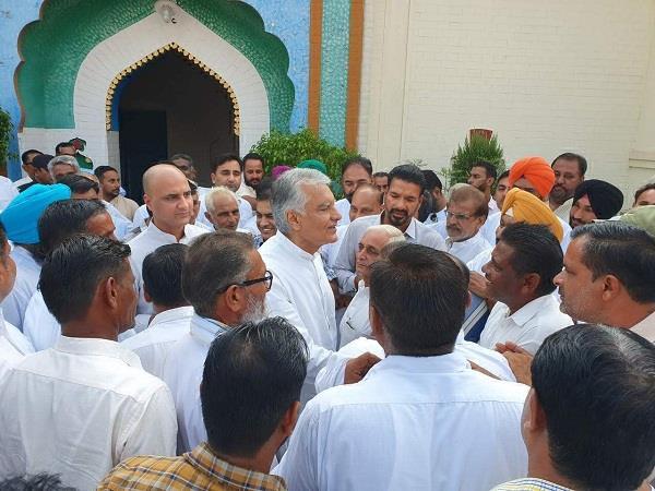 like haryana akali bjp alliance will be separate in punjab jakhar