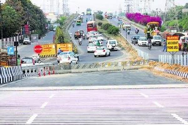 soma company confident of building ramamandi flyover in 20 days