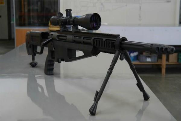 first indigenous sniper rifle ready