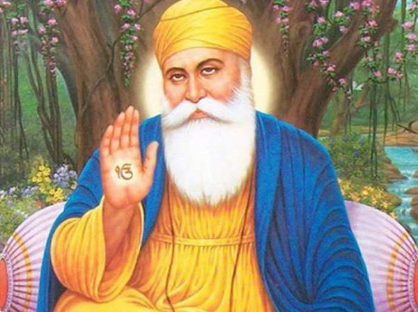 guru nanak dev ji posters will be put on trains in punjab