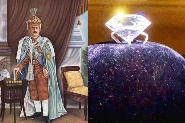 history of the jacob diamond imperial or victoria diamond