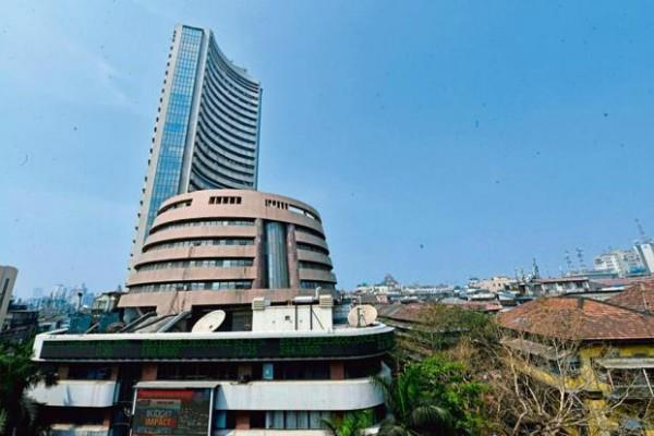 sensex gained 106 points and nifty opened at 11028 level