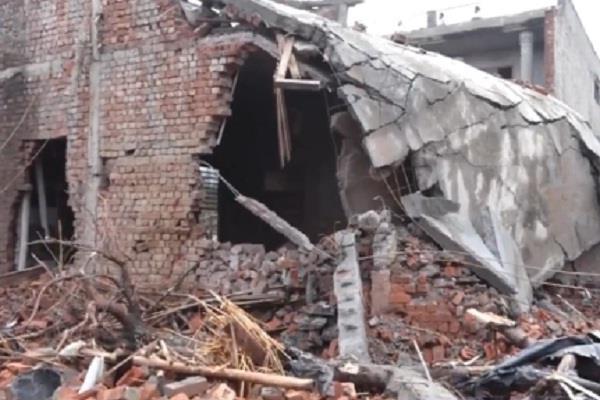batala cracker factory blast