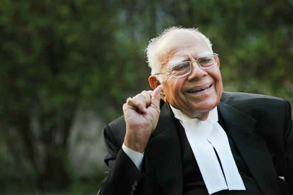 famous lawyer ram jethmalani passed away