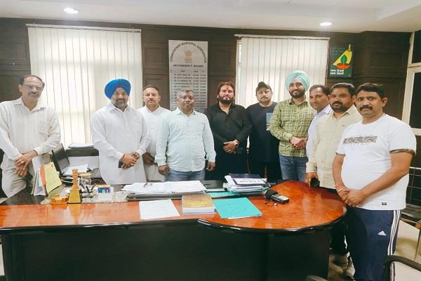 agreement between shamsher khaira and union leaders