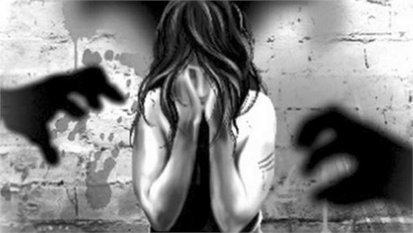 a girl was raped case registered on 8