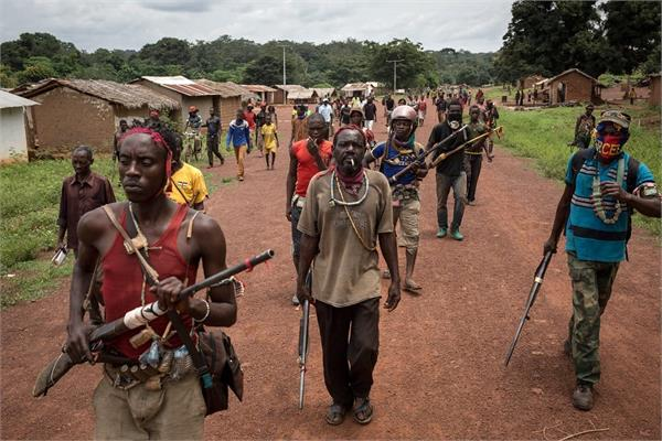 un eases arms embargo on central african republic