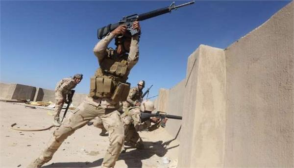 12 terrorists killed in security forces campaign in iraq