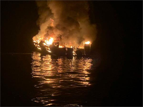eight dead 26 missing in us diving boat inferno