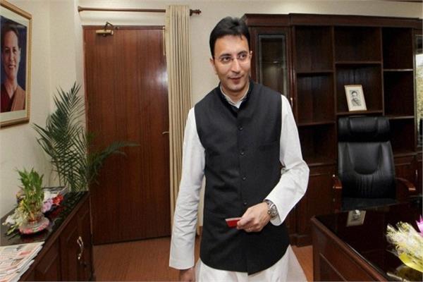 administration arrested congress leader jitin prasad on justice journey
