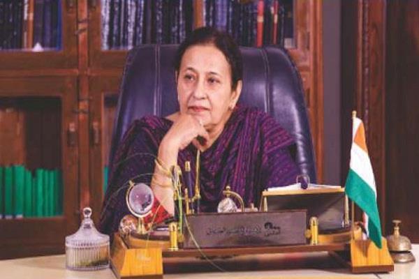 azam khan wife relief