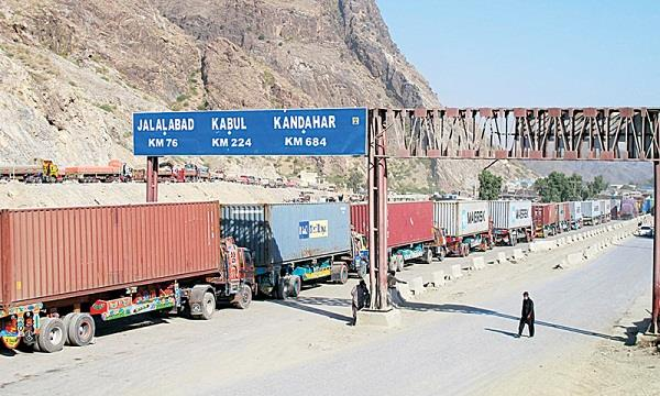 afghanistan opens the turkham border for the whole year