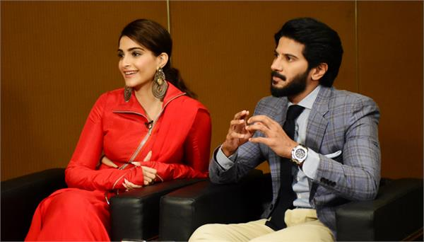 the zoya factor starcast sonam and dulquer salmaan exclusive interview