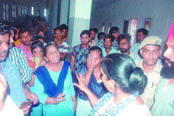 employees fired without notice commotion in opd