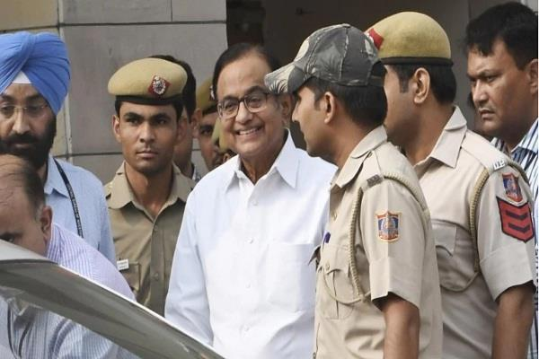 chidambaram 74th birthday today karti write a letter to the father