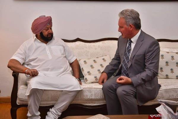 british deputy high commissioner met chief minister