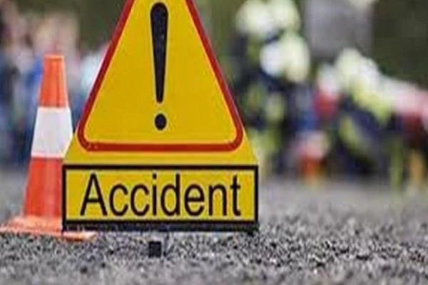 accident in mahoo