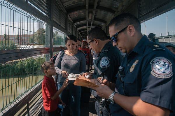 supreme court allows full enforcement of trump asylum rules