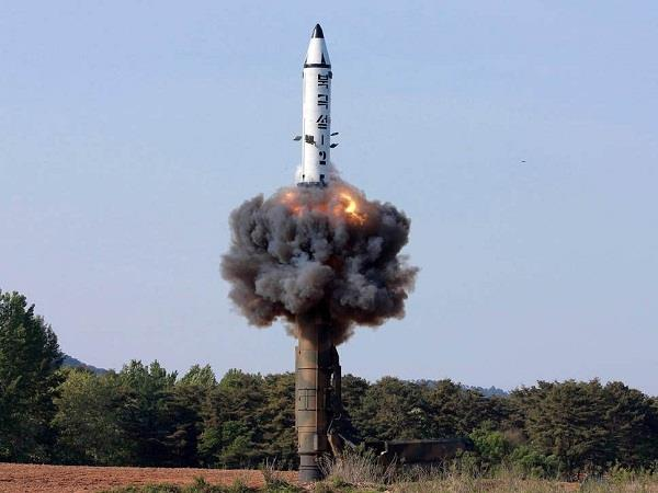 north korea fires more  projectiles  into sea of japan