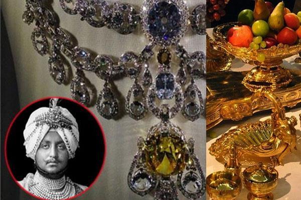 2930 diamonds worth 166 crores in maharajas patiala necklace