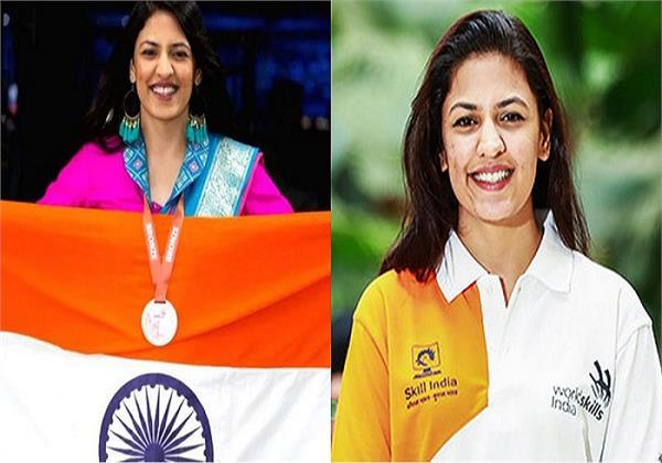 श्वेता रतनपुरा ने रचा इतिहास, World Skills Event में पहली बार जीता कांस्य पदक