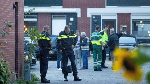 three dead in shooting in dutch city of dordrecht