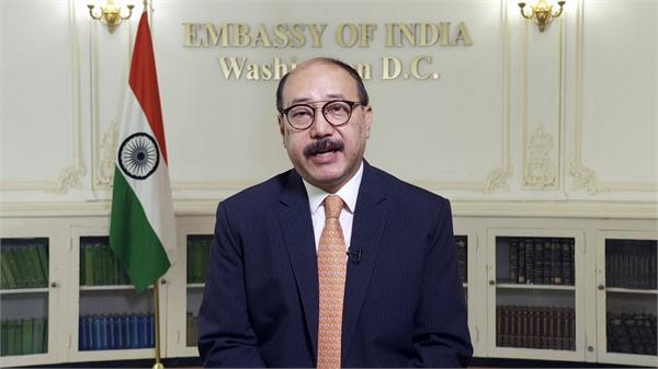 us media showing one sided perspective on kashmir indian envoy