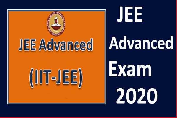 jee advanced exam 2020 jee advanced exam will start from this day