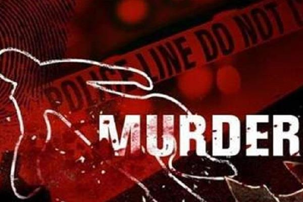 case of murder against accused by strangulation