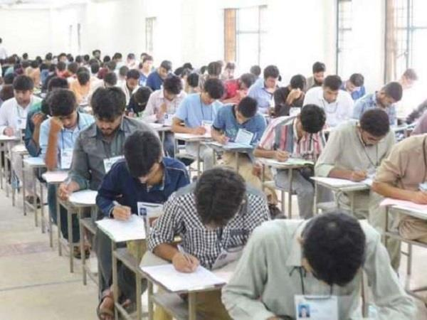 there will no longer be disturbances in the written examination