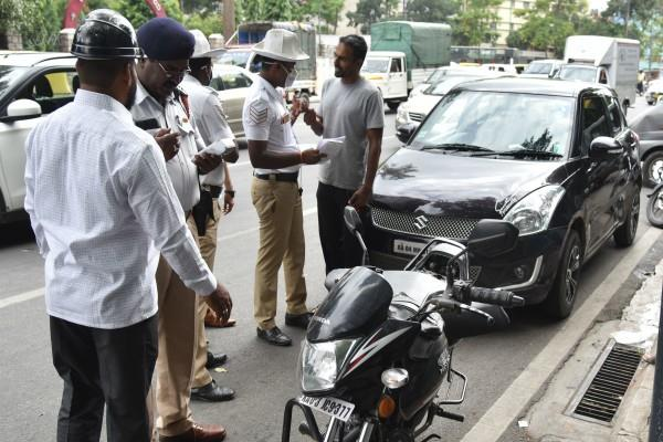drivers are keeping that thing in cab for fear of challan