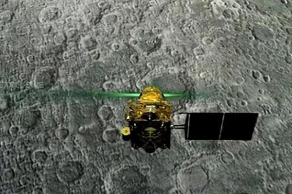 chandrayaan 2 lander vikram isro