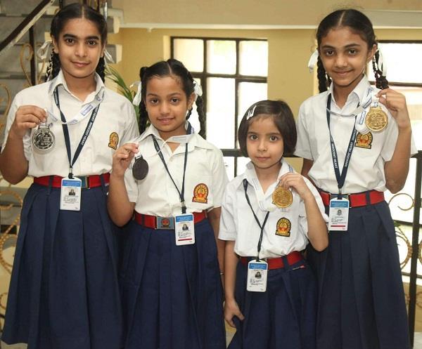 inncoent hearts school jalandhar