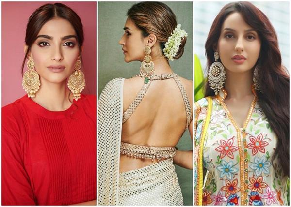 Fashion Alert: बॉलीवुड स्टाइल 10 ओवरसाइज्ड ईयररिंग्स, फेस्टिव सीजन में करें ट्राई