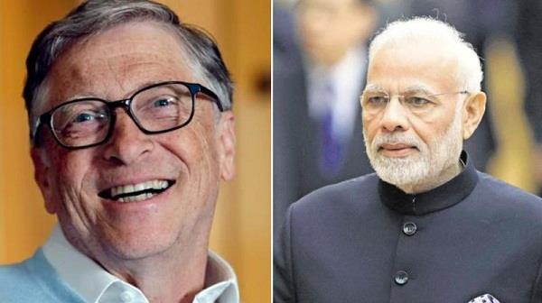 bill gates to honor india s modi despite kashmir concerns
